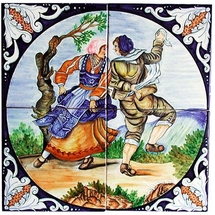Céramiques-murales