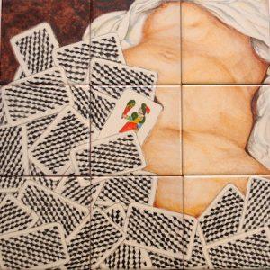 Courbet-Angela Campanile-ceramiques-